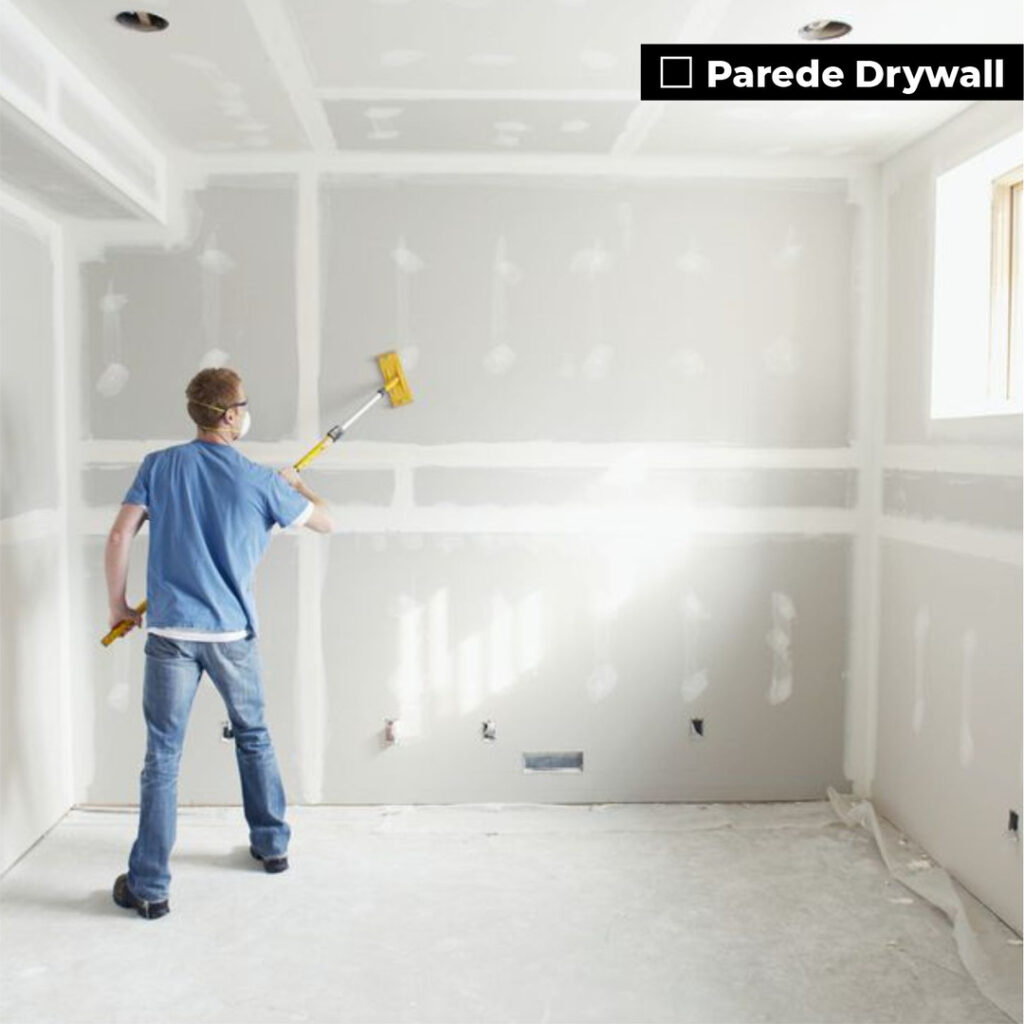 Parede drywall