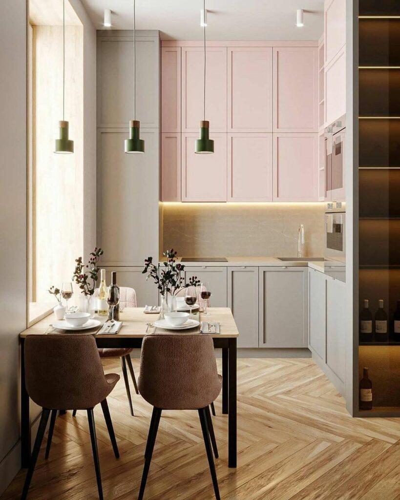 armário para cozinha pequena